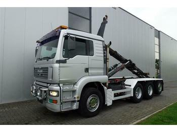 Ciężarówka hakowiec MAN TGA26.460 8X4 PALIFT T22 EURO 3: zdjęcie 1