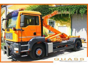 MAN TGA 18.320  4x2 BL /UNILIFT/EURO 4/Winterdienst  - ciężarówka hakowiec