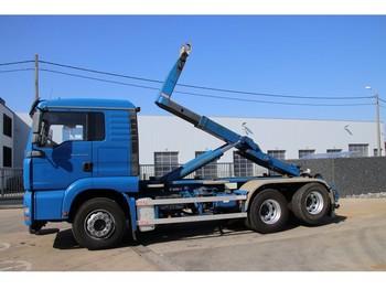 Ciężarówka hakowiec MAN TGA 28.430 BL - 10 TIRES: zdjęcie 1
