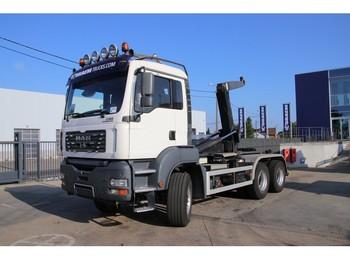 Ciężarówka hakowiec MAN TGA 33.430 BB - VDL S/20