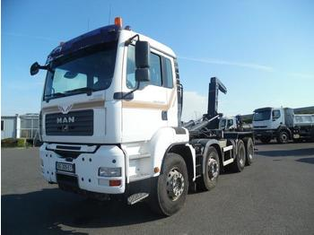 MAN TGA 35.480 - ciężarówka hakowiec