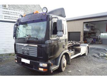 Ciężarówka hakowiec MAN TGL