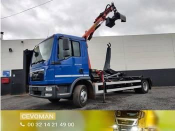 Ciężarówka hakowiec MAN TGL 12.250 euro5