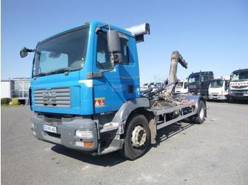 MAN TGM 18.240 - ciężarówka hakowiec