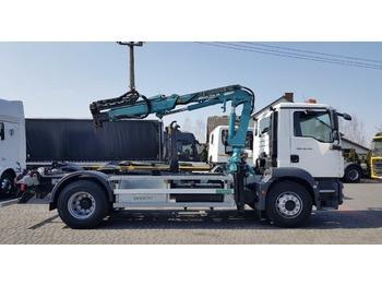 MAN TGM 18.340 - ciężarówka hakowiec