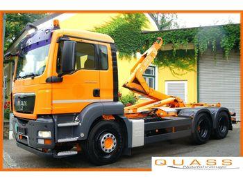 MAN TGS 26.360 6x4 BL / Palfinger PALIFT T 20 A  - ciężarówka hakowiec