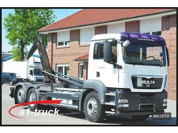 MAN - TGS 26.440 Meiller RK 20.70 ZF-Intarder  - ciężarówka hakowiec
