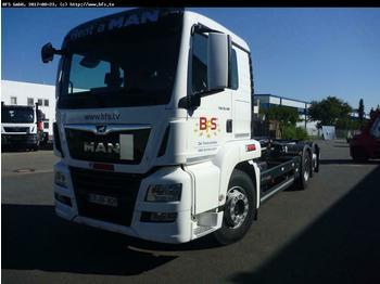 MAN TGS 26.460 6x2-4 BL HIAB  - ciężarówka hakowiec