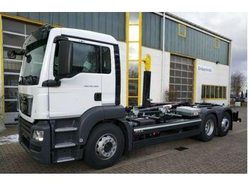 MAN TGS 26.470 / 6X2 Retarder/lenk-Achse/Euro6d  - ciężarówka hakowiec