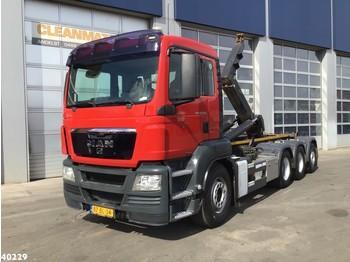 MAN TGS 35.360 8x4 Euro 5 EEV - ciężarówka hakowiec