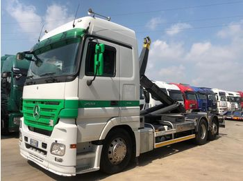 MERCEDES-BENZ ACTROS 2551 ADR - ciężarówka hakowiec