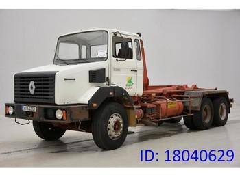 Ciężarówka hakowiec Renault C260 - 6x4