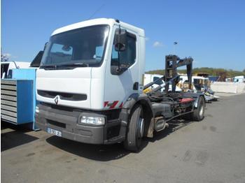 Renault Premium 320 DCI - ciężarówka hakowiec