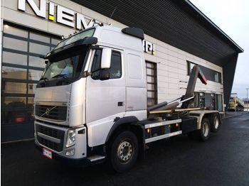 VOLVO FH 13 460 6x2 - ciężarówka hakowiec