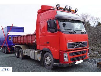 Volvo FH500 - ciężarówka hakowiec