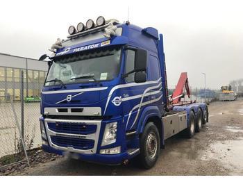Volvo FM460  - ciężarówka hakowiec