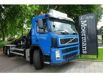 Volvo FM 400 6x2 Kran Mit Container  - ciężarówka hakowiec