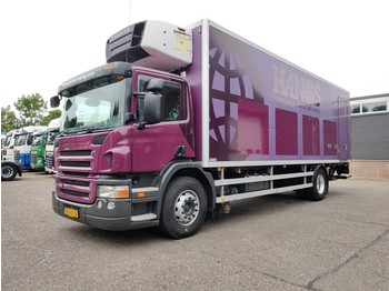 Scania P 230 4x2 Dagcabine Euro4 - Carrier 950MT - Vriesbak 800cm - Dubbele verdamper - ciężarówka izotermiczna