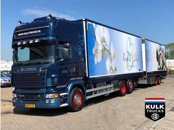 Scania R 500 Frigo Combi 49 cc / NEW CONDITION! KING OF THE ROAD / NEW TUV !!!! - ciężarówka izotermiczna