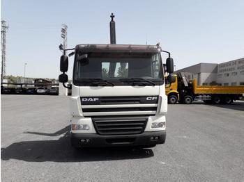 DAF CF85 410 - ciężarówka kontenerowiec/ system wymienny