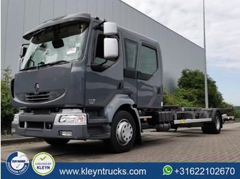 Renault MIDLUM 280.13 crew cab e5 81tkm - ciężarówka kontenerowiec/ system wymienny