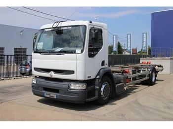 Ciężarówka kontenerowiec/ system wymienny Renault PREMIUM 270 DCI