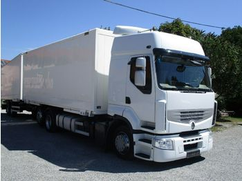 Ciężarówka kontenerowiec/ system wymienny Renault Premium, Wechselbrücken-LKW