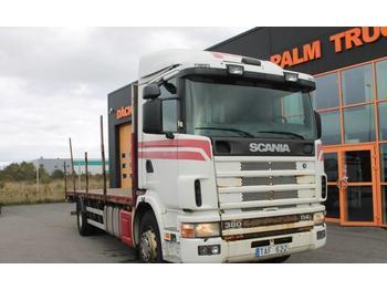 Scania R114LB4X2NB380  - ciężarówka kontenerowiec/ system wymienny