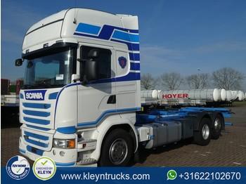 Scania R450 tl 6x2*4 src only - ciężarówka kontenerowiec/ system wymienny