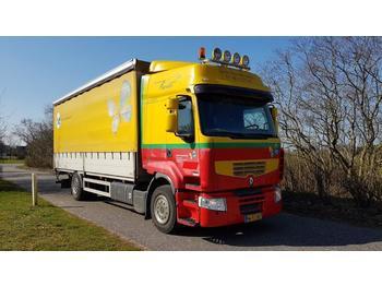 - ciężarówka plandeka