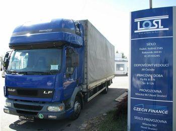 DAF LF45.220 EURO 3  - ciężarówka plandeka