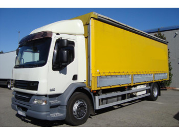 DAF LF55.250 E4 (Semitauliner) - ciężarówka plandeka