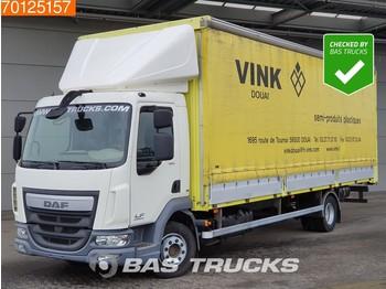 DAF LF 180 4X2 Navi Euro 6 - ciężarówka plandeka