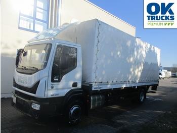 Ciężarówka plandeka Iveco Eurocargo ML160E25/P