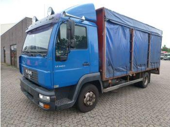 Ciężarówka plandeka MAN: zdjęcie 1