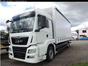 MAN TGS 18.460 4x2 LL LBW  - ciężarówka plandeka