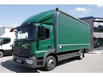 MERCEDES BENZ 12.27L Atego E6 (Tauliner) - ciężarówka plandeka
