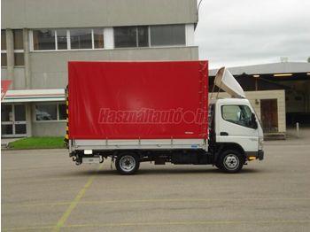 Ciężarówka plandeka MITSUBISHI CANTER 3S13 P+P+HF