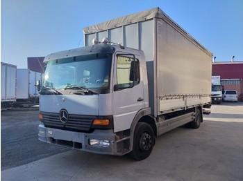 Mercedes Benz Atego 1223 - ciężarówka plandeka