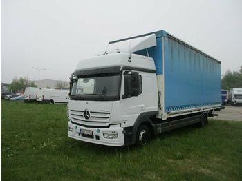 Mercedes-Benz  Atego 1223 Euro 6  - ciężarówka plandeka