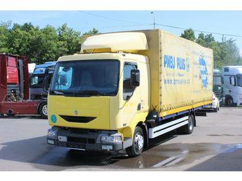 Renault MIDLUM 150DCI  - ciężarówka plandeka