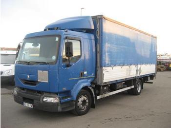 Ciężarówka plandeka Renault Midlum 180