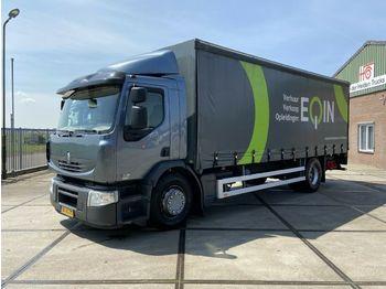Renault PREMIUM 280.18 D   Manual   LBW   744x246x231  - ciężarówka plandeka