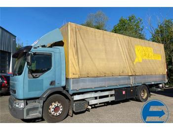 Ciężarówka plandeka Renault - PREMIUM 300
