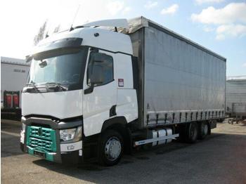 Renault - T460 HD004 Jumbo 6x2 ZUG mit Pritsche PANAV - ciężarówka plandeka
