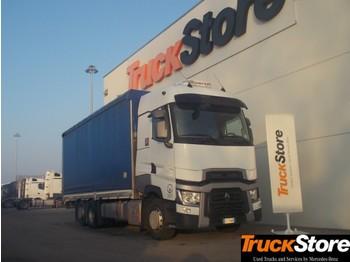 Ciężarówka plandeka Renault T 480
