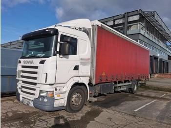 Ciężarówka plandeka SCANIA R 270