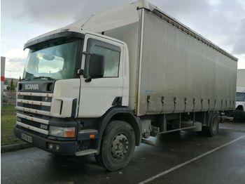 Ciężarówka plandeka Scania G 94 260 4x2