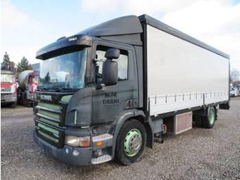 Ciężarówka plandeka Scania P230 4x2 ADR Freight