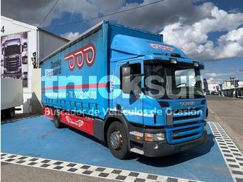 Ciężarówka plandeka Scania P280
